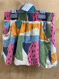 PRE-LOVED Minti Favourite Colours Skirt Size 7