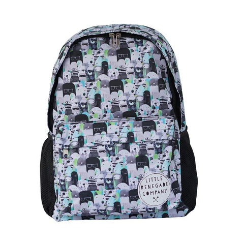 LITTLE RENEGADE BEARS AND BEASTIES MINI BACKPACK