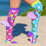 MADMIA FLYING FLAMINGOS SOCKS