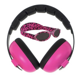 baby banz Value Protection Set - Magenta/ Lime