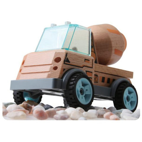 Discoveroo Build a Cement mixer