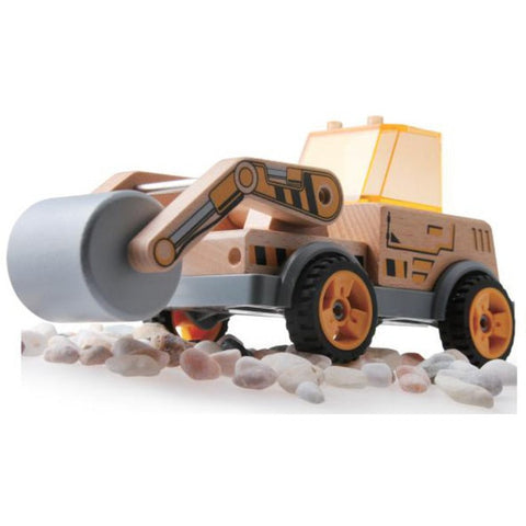 Discoveroo Build a Road Roller
