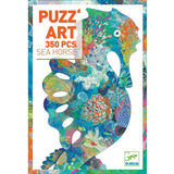 Djeco Puzz' Art Sea Horse 350pc