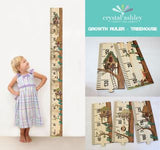 Crystal Ashley Growth Chart Ruler