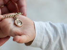 Personalised Hand Imprint Charm
