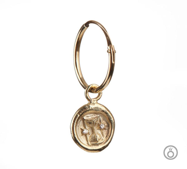 Petites Symbol Wax Seal Hoop (Single)