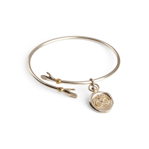 Hug Bangle with / without Charm