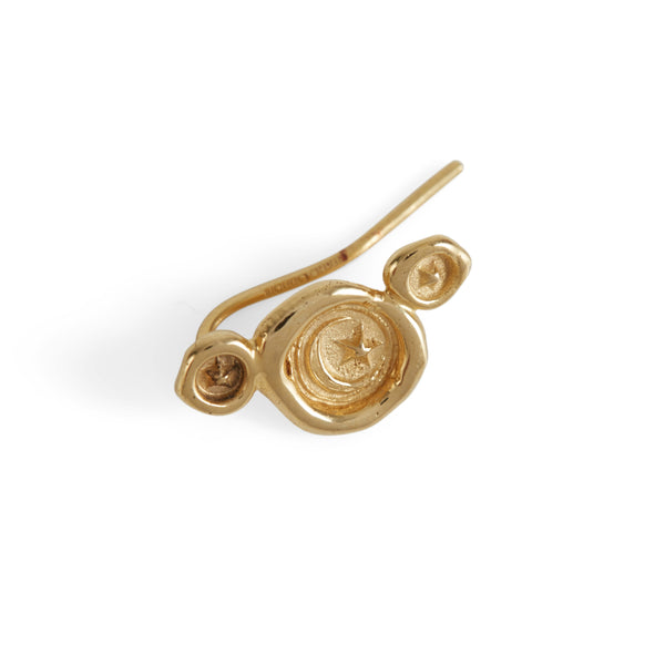 Petites Celestial Triple Wax Seal Ear Creeper (Single)