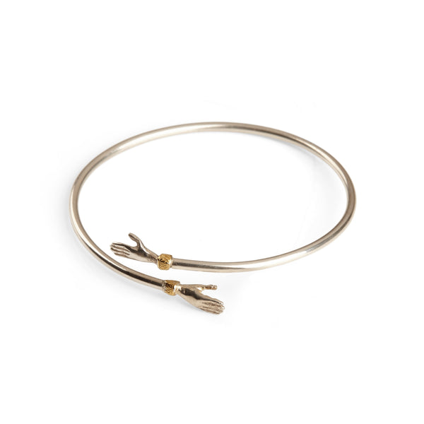 Plain Hug Bangle