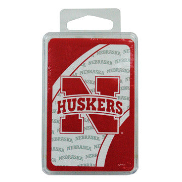 Nebraska Cornhusker Playing Cards