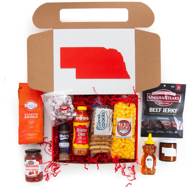 Build-Your-Own 10 Item Nebraska Box ($69)