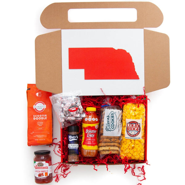 Build-Your-Own 7 Item Nebraska Box ($49)