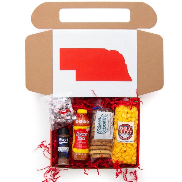 Build-Your-Own 5 Item Nebraska Box ($39)