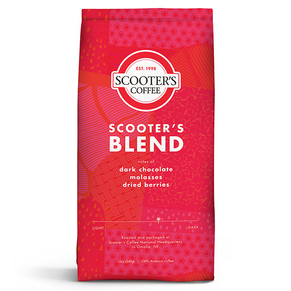 Scooter's Blend Coffee
