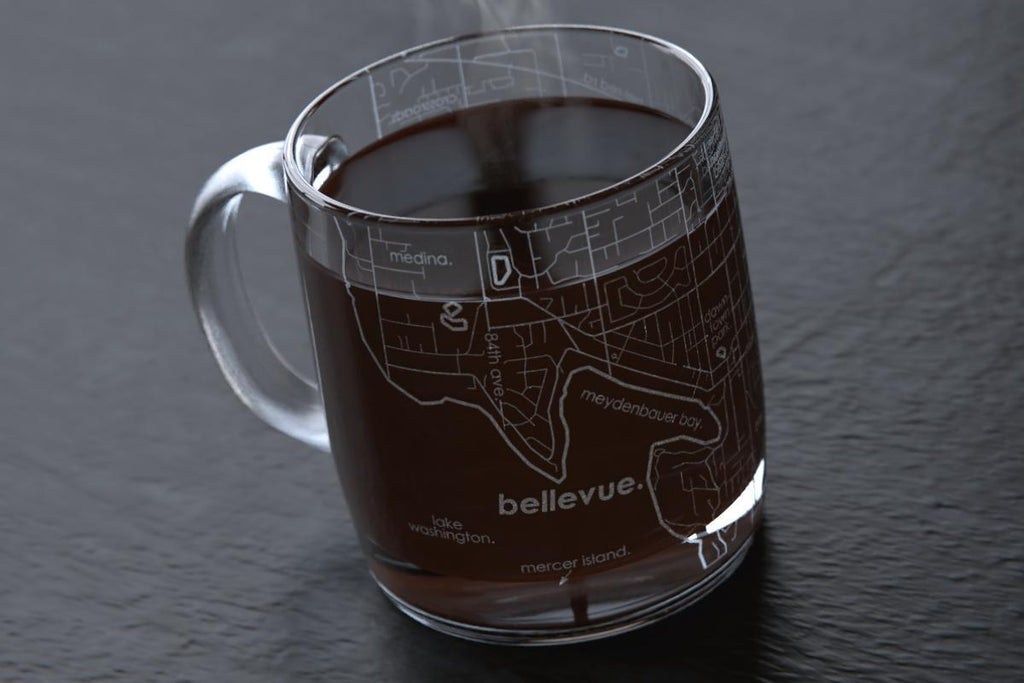 Downtown Omaha Coffee Mug