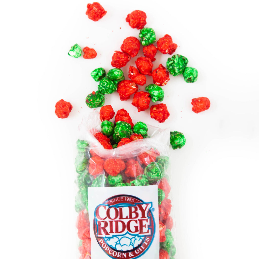 Colby Ridge Popcorn - Holiday