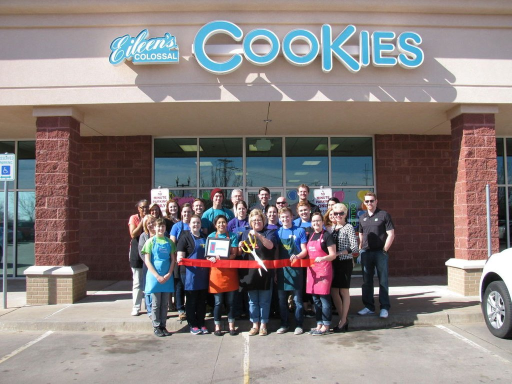 Eileen's Colossal Cookies- Fresh Assorted Dozen