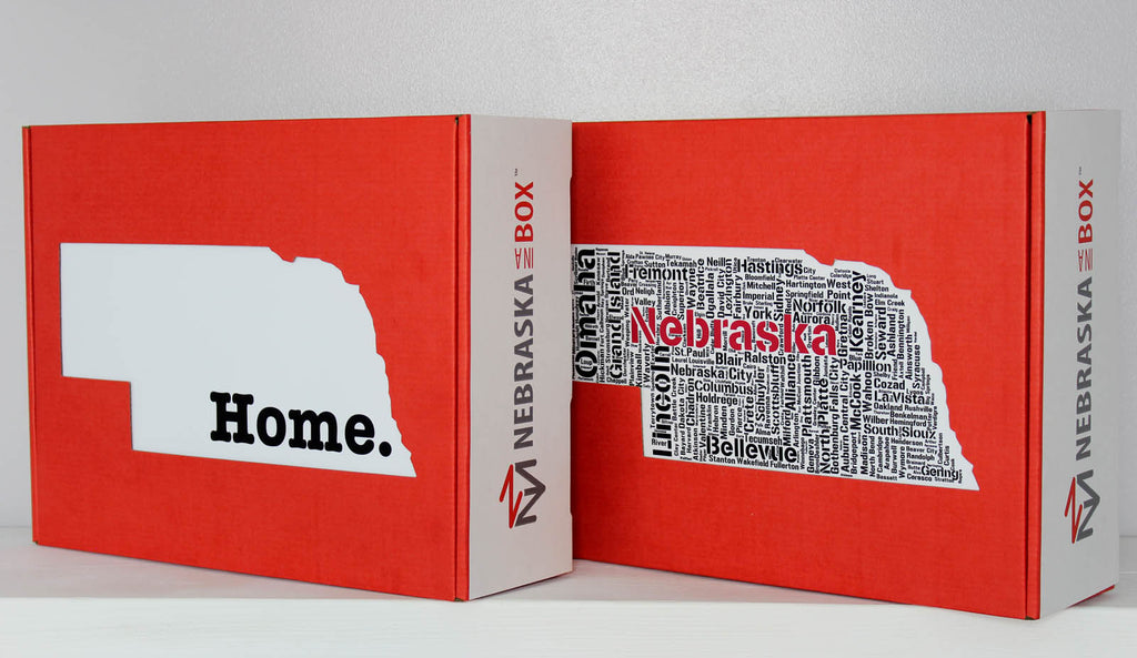 Seven Item Box of Nebraska