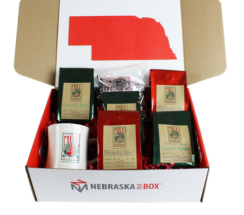 Nebraska In a Box - All Gift Boxes - The Best Products in Nebraska ...