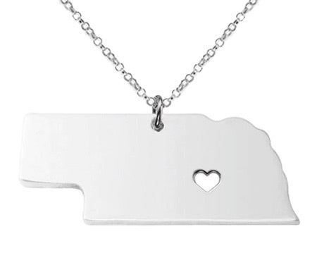 Nebraska Necklace