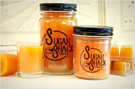 Sugar Shack Apple Crumb Cake Candle