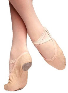 Women's Russian Pointe Vivante Canvas Ballet Shoes are In!