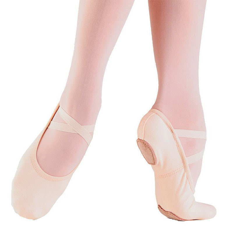 So Danca Super-Stretch-Fully Elasticized Ballet Shoes are in!
