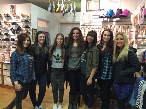 Dancewear Inc Staff March 2016