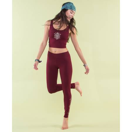 Soul Flower Women's Love Warrior Leggings