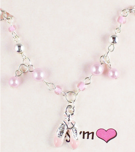 TYVM Ballerina Pearl Necklace