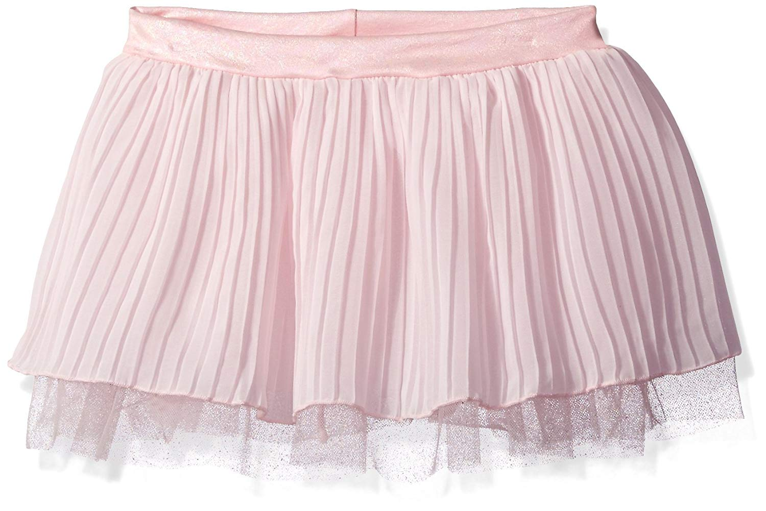 Capezio Girl's Pleated Tier Tutu Skirt