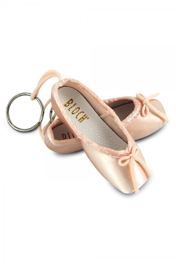 Bloch Mini Pointe Shoe Keychain