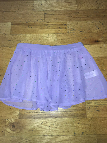 Girl's Skirt - Black, Purple, Pink