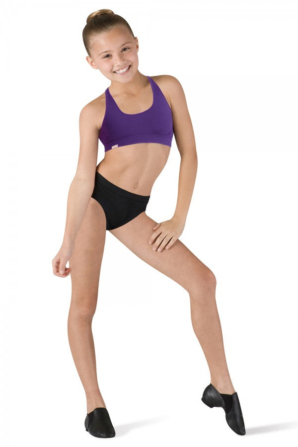 Bloch Girl's Basic Briefs