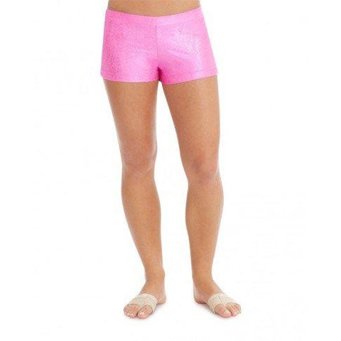 Capezio Women's Boy Cut Shorts