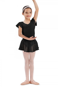 Bloch Girls' Olesia Sparkle Skirt
