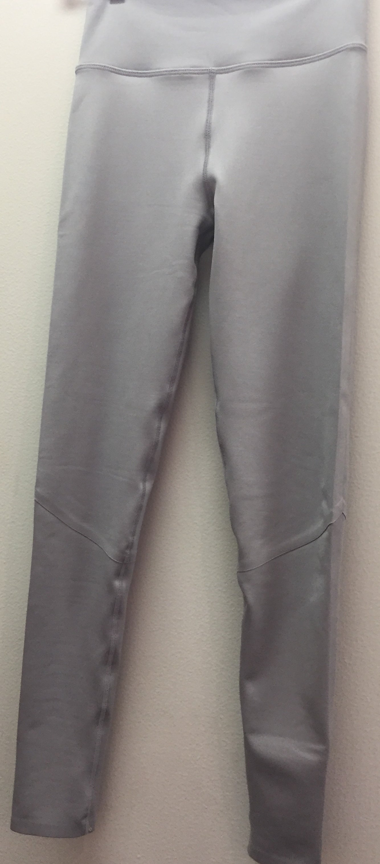 Capezio Women's Grey Full Length Leggings