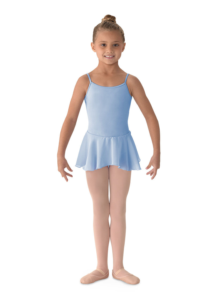 bloch Children's Light Blue Camisole Dress