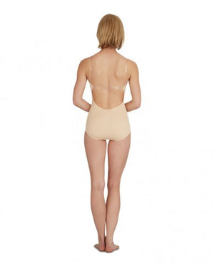 Capezio Nude Leotard with Bra
