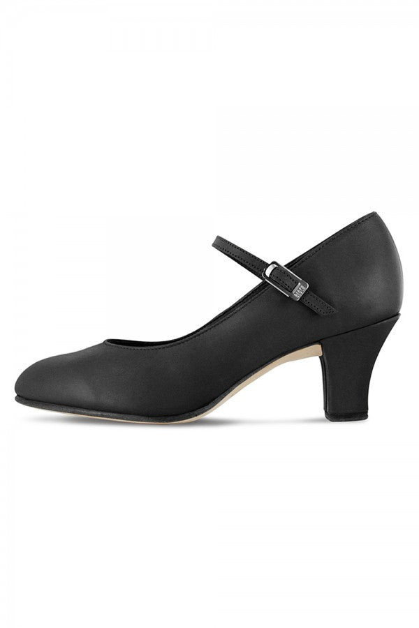 Cabaret Dance Shoe - Black