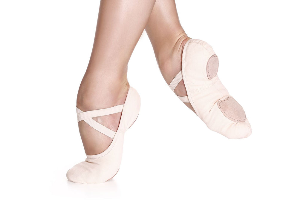 So Danca Children's Super Stretch Ballet Shoe
