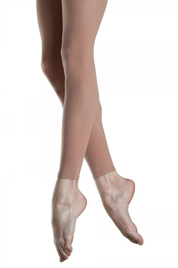 Bloch Ladies Footless Tights