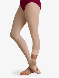 Body Wrappers Women's TotalSTRETCH® Convertible Tights