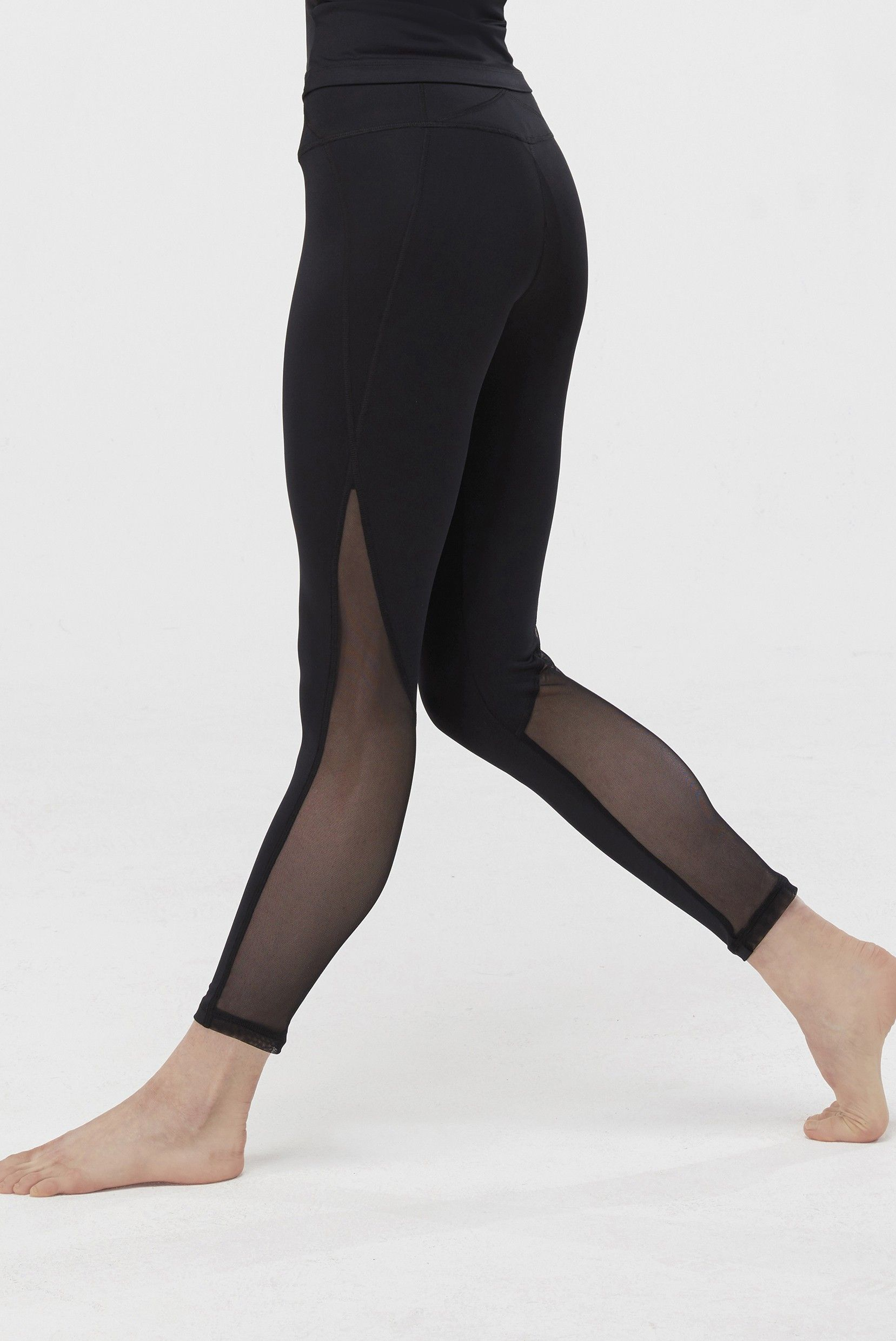 Wear Moi Women's Black Belinda Leggings