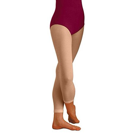 Body Wrappers Girl's TotalSTRETCH® Footless Tights