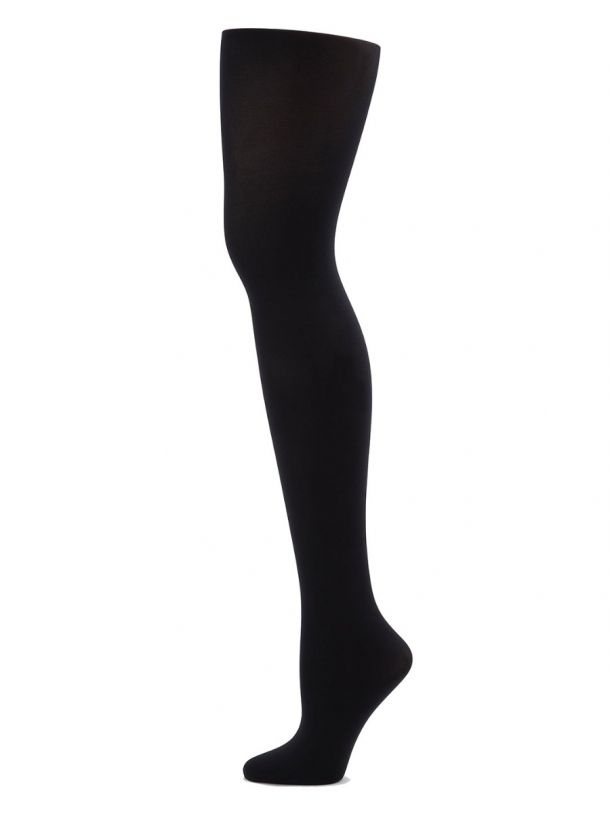 Capezio Girl's Ultra Soft Footed Tights