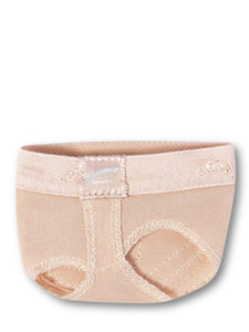 Capezio Children's Footundeez - Nude