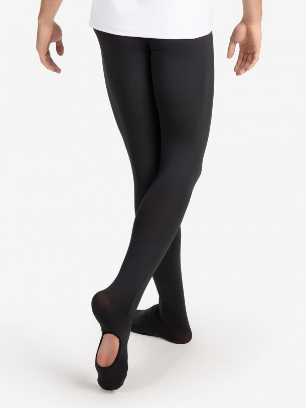 Capezio Men's Transitional Tights