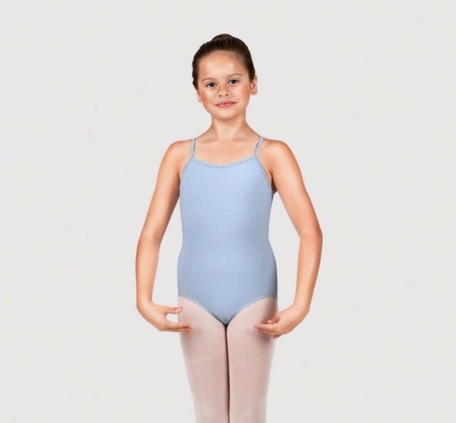 Mirella Children's  Camisole Leotard