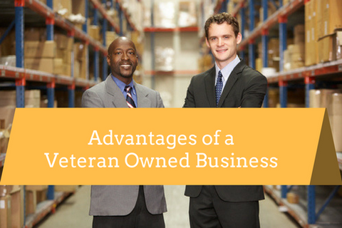 advantages of a veteran owned business